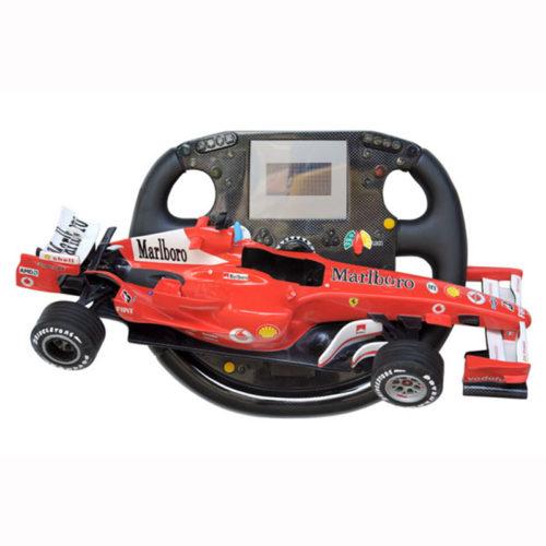 Horloge deco F1 formule 1 nlcdeco