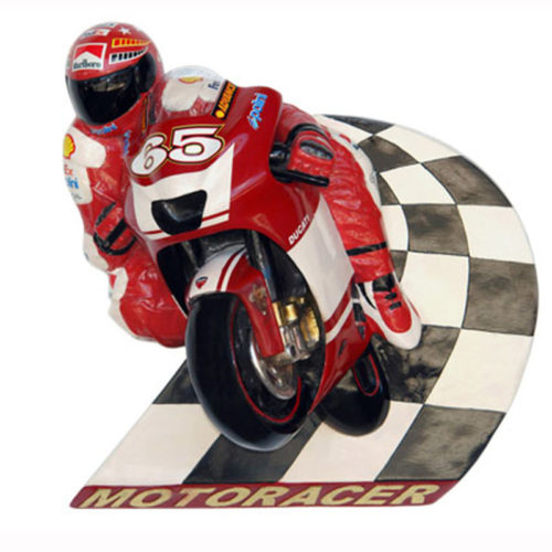 2581 moto GP décoration auto moto nlcdeco