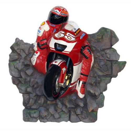2582 moto GP décoration auto moto nlcdeco