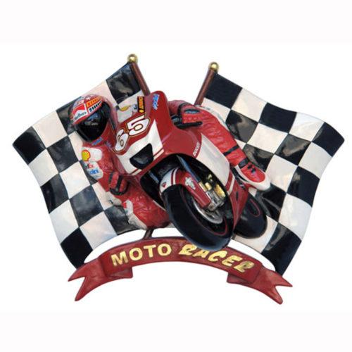2583 moto GP décoration auto moto nlcdeco