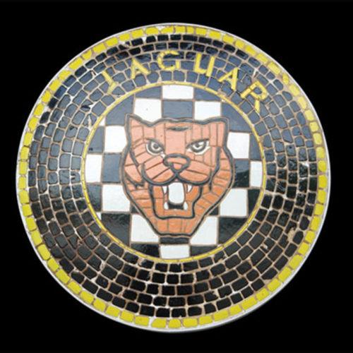 2604 Emblème Jaguar Décor nlcdeco