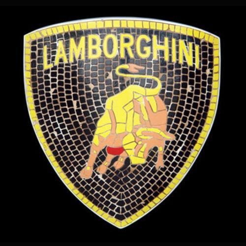 2606 Emblème Lamborghini décor nlcdeco