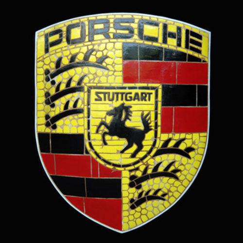 2609 Emblème Porsche décor nlcdeco