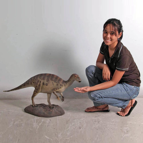 Bébé Iguanodon nlc deco