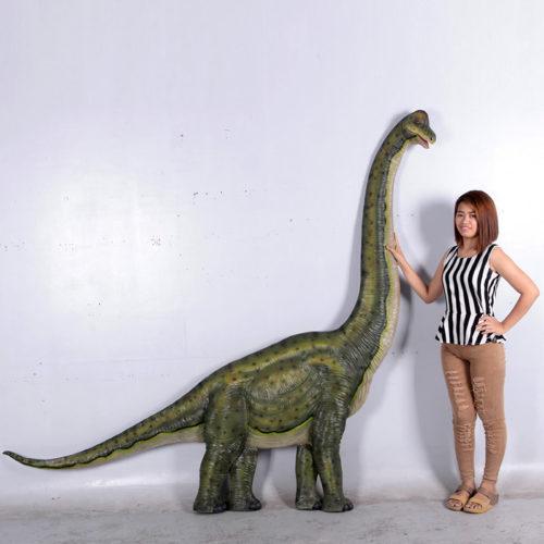 Brachiosaure décor mural dinosaures jurassic 140028 nlcdeco nlc deco