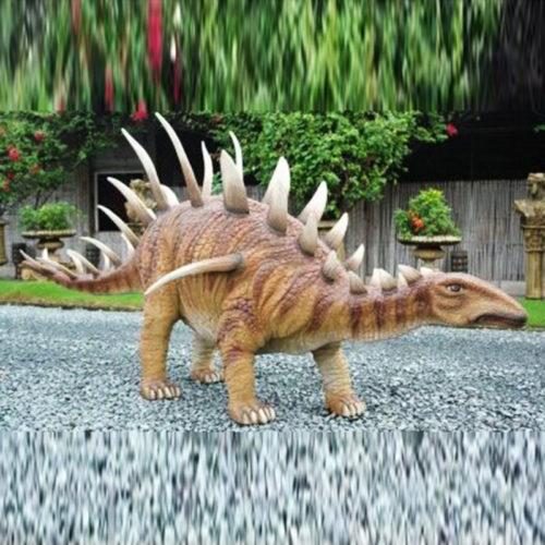 Kentrosaurus dinosaure resine nlc deco déco