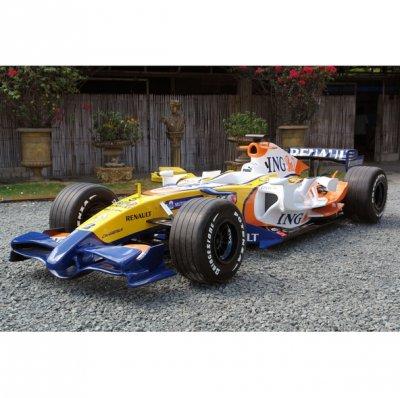 Réplique Formule 1 Renault - NLC Déco - Décors et Figurines en résine
