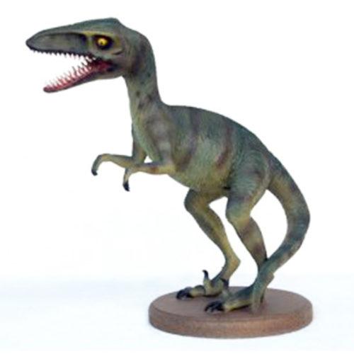 Raptor-MM nlc deco déco dinosaure resine