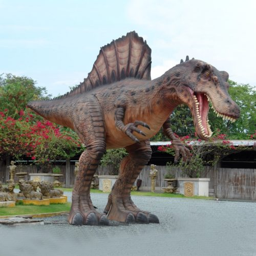 Spinosaurus dinosaure nlcdeco