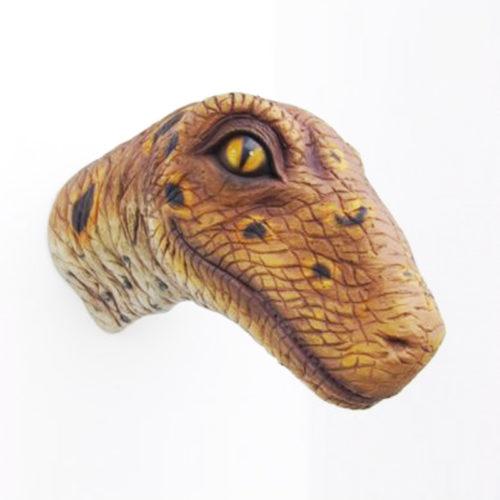Tête-de-jeune-T-Rex nlc deco déco dino resine