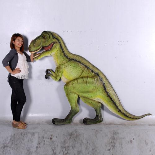 T-Rex décor mural 140027 nlcdeco nlc deco dinosaures jurassic