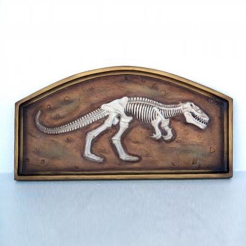 Tableau fossile T-Rex - PM