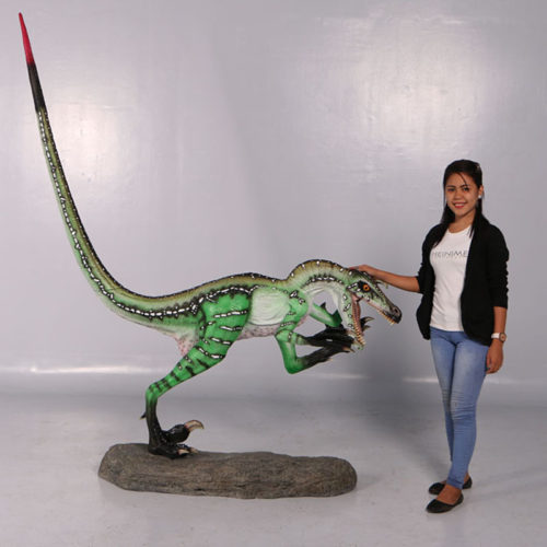 Vélociraptor dinosaure jurassik nlcdeco nlc deco150024.