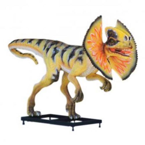 Vénenifer dinosaure prehistoire resine animaux nlc déco deco