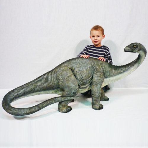 Apatosaurus dinosaures jurassic 110037 nlc deco