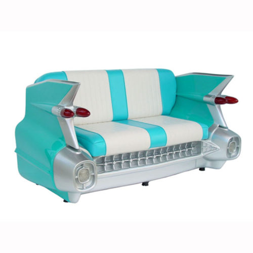 Sofa Cadillac turquoise