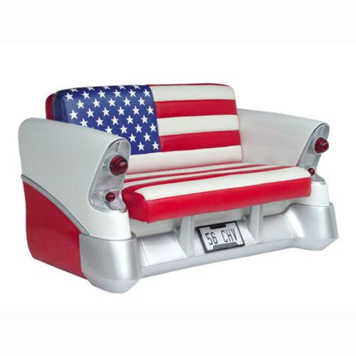 2024-AF Sofa Chevrolet américain nlcdeco