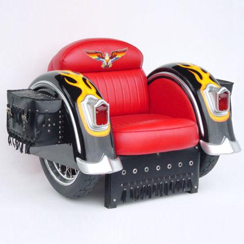 2111 moto fauteuil deco nlcdeco decoration maison motard