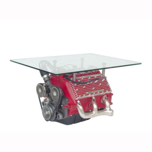 2193 Table basse moteur V8 nlcdeco
