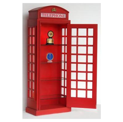 Cabine téléphonique meuble