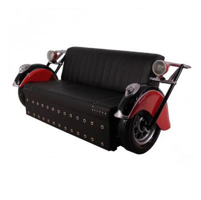 Canapé motard