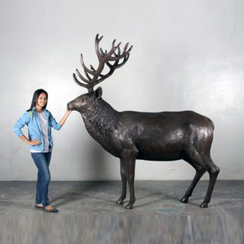 Cerf-finition-bronze