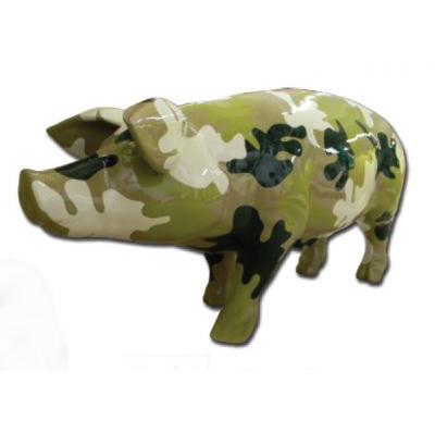 Cochon militaire