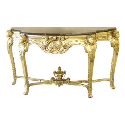 Console Auguste Or