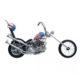 Décor mural moto Chopper
