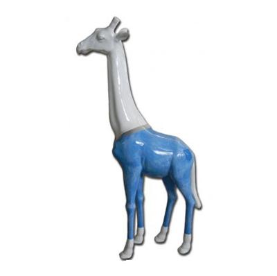 Girafe écailles jeans