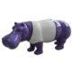 Hippopotame-violet nlcdeco