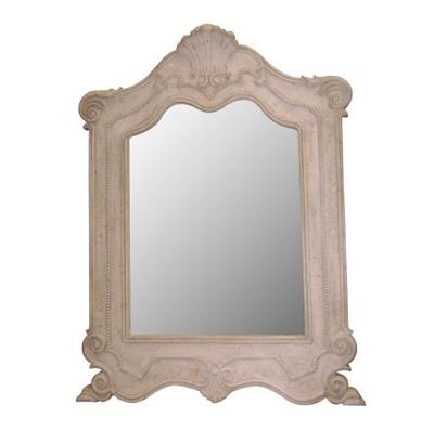 Miroir Louis XV pierre