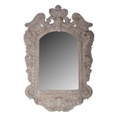 Miroir pierre