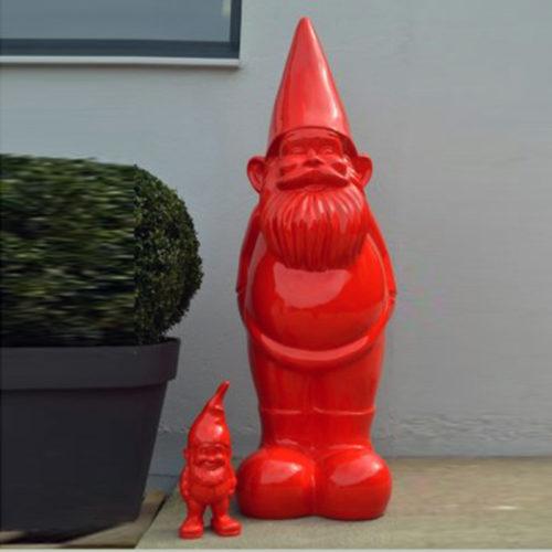 Nain-de-jardin-géant-rouge nlcdeco
