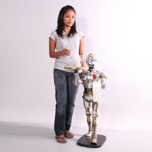 Robot serveur - PM ! NLC DECO