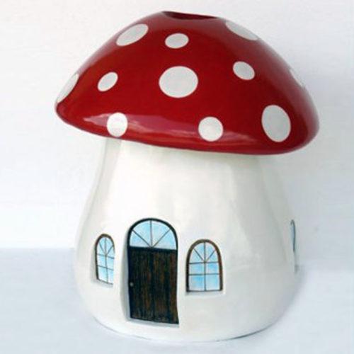 poubelle champignon nlcdeco