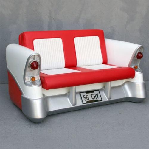 Sofa Chevrolet américain nlcdeco