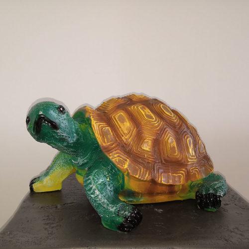 AAMA731 tortue animaux en resine nlcdeco