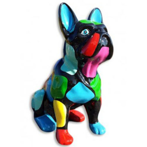Bouledogue-assis-PM-Smarties nlcdeco