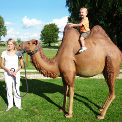 Chameau animaux en résine nlc déco déco chameau