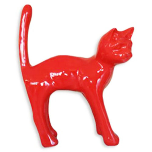 Chat-géant-couleur-rouge nlcdeco