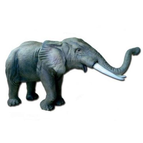 Elephant-trompe-en-avant nlcdeco déco animaux en résine