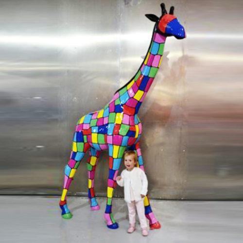Girafe-GM-Smarties nlcdeco