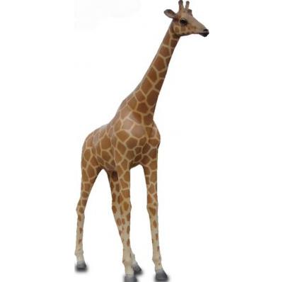 Girafe en résine