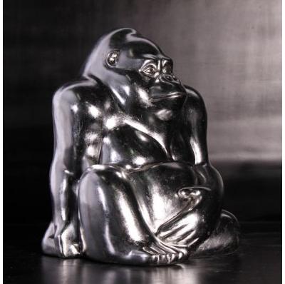 Gorille argent