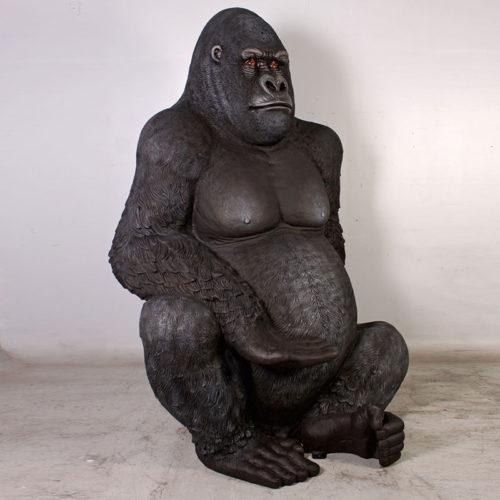 Gorille géant jungle 110088 nlc deco