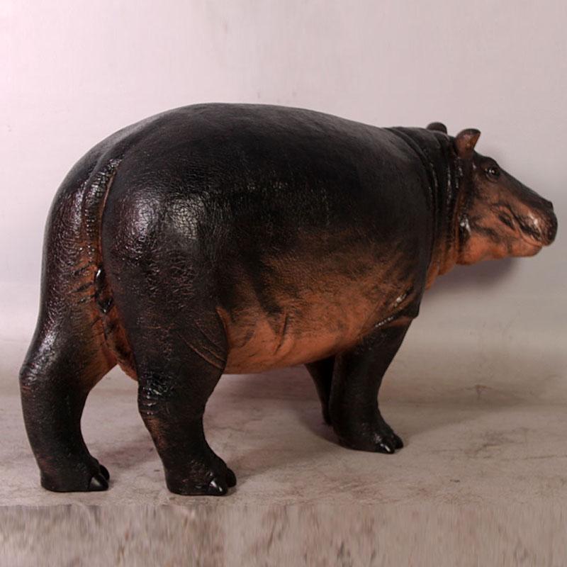 Hippopotame bébé bb 110087 nlcdeco
