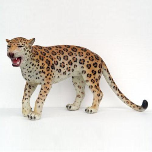 Léopard animaux sauvage en résine nlcdeco déco