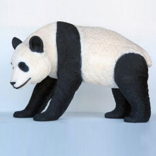 Panda animaux en résine nlcdeco déco