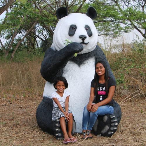 Panda Géant NLC DECO